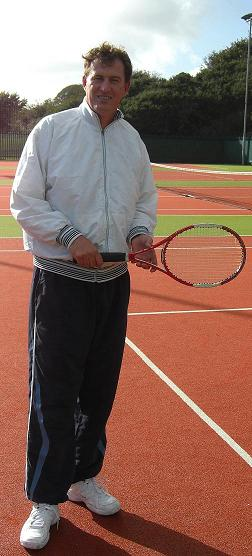 Level 1 tennis coach