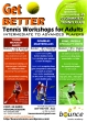 Tennis workshops 2015