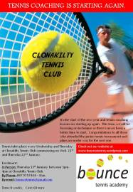 Clon Kids coaching program Jan.-April 2015